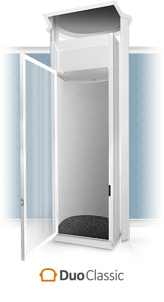 Duo Classic Full-Height Home Lift