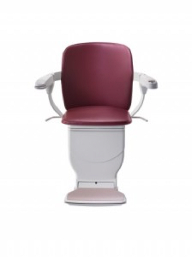 Stannah Siena Stairlift - Cranberry Model
