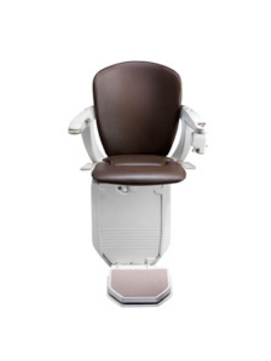 Stannah Starla Stairlift - Brown Model