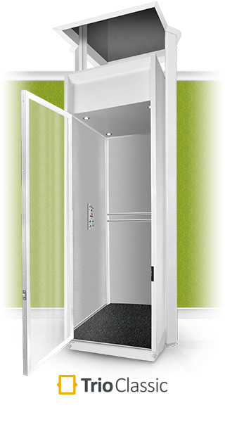 Trio Classic Full Height Home Lift